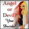 Angel or Devil...?