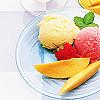 ♥fruit ice-cream♥