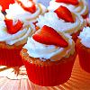 ♥strawberry cupcake♥