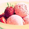 ♥strawberry ice-cream♥