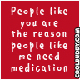 need medication