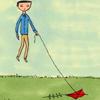 a Kite Flying Lesson