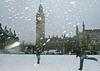 London Snow