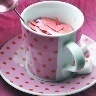 A cup  of love ♥