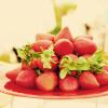 some Yummy Strawberries
