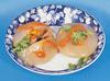 Meatball dumplings (Taiwanese)