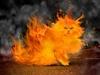Fierce Fiery Feline