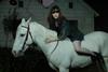 a horsie back ride
