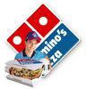 Hot Delicious Domino's Pizza