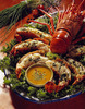 ~Cheese baked lobster~