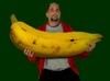 a big banana