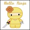 a ninja?