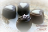 ~Dark Chocolate Heart Truffle~