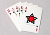 Star Card - Royal Flush!