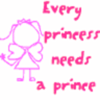 Every Princess needs a Prince