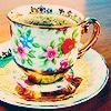 Flowery Flavoured Tea ♥