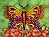 Fluttering By 2 Say Hi