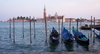 romantic gondola trip at venice