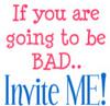 Invite me!