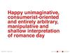✖ An Anti-Valentine ✖