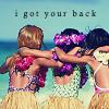 I got ur back ♥