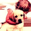 ♥Loving hugs for my pet♥