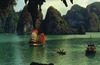 A trip in the Halong Bay...