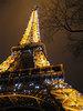 A climb on Eiffel tower